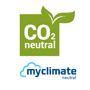 MyClimate CO<sub>2</sub>-Kompensation mit